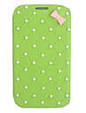 Elegant Bowknot Leather Case do Samsung Galaxy Note 2 N7100 (Assorted Color)