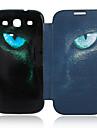 Na Samsung Galaxy Etui Etui Pokrowce Flip Wzór Futerał Kılıf Wzór zwierzęcy Skóra PU na Samsung S3