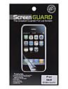 3 szt. Profesjonalny Matte Straż antyodblaskowy ekran LCD Protector i8558 Samsung Galaxy I8552