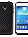 Ultra-cienka wodoodporna Dirtproof wstrząsoodporny Snowproof etui do Samsung Galaxy S4 - Czarny