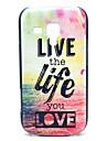 Żyć i życie Morze Wzór twarde etui do Samsung Duos S7562 Galaxy Trend