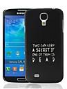 Kılıf Na Samsung Galaxy Etui Osłona tylna Graficzny Plastik na