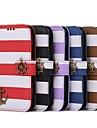 Pirat Pokój Kolor Rainbow Portfel Case do Samsung I9500 S4