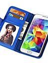 S5 Fashion Style PU Leather Wallet Case do Samsung Galaxy S5 I9600 Bag Phone z podstawą fuction