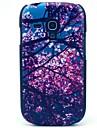Sprawy sago Cycas Kwiat Wzór twardego plastiku dla Galaxy mini I8190 Samsung S3