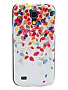 Kolorowe szklane Fragmenty Wzór twarda Back Cover Case do Samsung Galaxy Mini I9190 S4