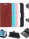 ciało stałe Kolor obudowy z podstawą do Samsung Galaxy s4 mini i9190 (różne kolory)