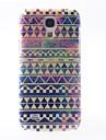olśnić pc geometryczny wzór twarde etui do Samsung Galaxy s4 mini i9190