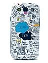 ok kreskówki wzór ciężka pokrywa dla Samsung Galaxy S3 I9300