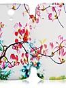 Na Samsung Galaxy Etui Etui Pokrowce Flip Wzór Futerał Kılıf Kwiat Skóra PU na Samsung S4 Mini