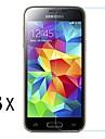 [3-pack] profesjonalny wysokiej przejrzystości lcd krystalicznie czysta Screen Protector z ściereczka do czyszczenia Samsung Galaxy S5 mini