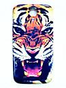 ciężka skrzynki pokrywa cienka wzór tygrys zwierzę do Samsung Galaxy s4 i9500