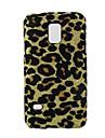 leopard print wzór projektu twarde etui do Samsung Galaxy s5 mini