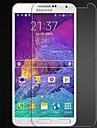 profesjonalny wysokiej przejrzystości kryształu jasny ekran LCD Protector z ściereczka do czyszczenia Samsung Galaxy uwadze 4