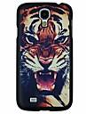 ryk tygrysa wzór szt Ciężkiej skrzynki Tylna pokrywa dla Samsung s4 i9500