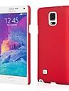 matowy twarde etui do Samsung Galaxy Note 4