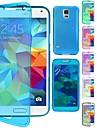 df® odwrócić jasne miękką silikonową obudowę cienka TPU pełne ciała do Samsung Galaxy G800 s5 mini (różne kolory)