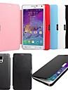 karzea® klapki przypadku pokrycie magnetyczne PU skóra smukłą obudowę z rysikiem do Samsung Galaxy note4 n9100 (Wybór koloru)