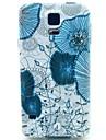 Na Samsung Galaxy Etui Wzór Kılıf Etui na tył Kılıf Kwiat TPU Samsung S5