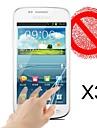 Ochraniacz na matowy ekran samsung galaxy s7562 trendu duety (3 szt)