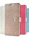 Kılıf Na Samsung Galaxy Note 4 Etui na karty / Z podpórką / Flip Pełne etui Solidne kolory Skóra PU