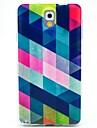 Kılıf Na Samsung Galaxy Note 3 Wzór Osłona tylna Wzór geometryczny TPU