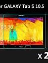 2 szt ultra jasny ekran LCD HD Protector Pokrywa Film Straż z ściereczka do czyszczenia Samsung Galaxy Tab s 10,5 T800