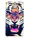 ciężka skrzynki pokrywa cienka wzór tygrys zwierzę do Samsung Galaxy uwadze 3