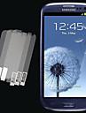 3szt hd przejrzysta folia ochronna na ekran do Samsung Galaxy S3 i9300