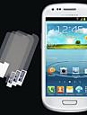 3szt hd przejrzysta folia ochronna na ekran do Samsung Galaxy S3 mini i8190n