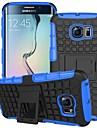Osłona tylna - Wzór kratkowany - Samsung Mobile Phone - do Samsung Samsung Galaxy S6 edge (