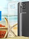 Kılıf Na Samsung Galaxy Samsung Galaxy Etui Przezroczyste Czarne etui Solid Color PC na Alpha
