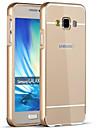 Kılıf Na Samsung Galaxy A9(2016) / A7(2016) / A5(2016) Powłoka Osłona tylna Solidne kolory Twardość Akryl