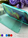 Widok dotykowy duży d TPU klapki przypadku całego ciała do Samsung Galaxy s6 g9200 (różne kolory)