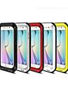 kocham mei® aluminium wstrząsoodporny skrzynki pokrywy metalowe zabezpieczenie do Samsung Galaxy s6 krawędzi