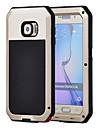 Kılıf Na Samsung Galaxy S6 / S5 / S4 Wodoodporny / Odporny na wstrząsy / Odporne na kurz Pełne etui Zbroja Twardość Metal