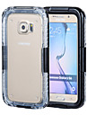 Kılıf Na Samsung Galaxy Wodoodporny / Transparentny Jednokolorowe na S6 edge / S6