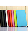 Kılıf Na Samsung Galaxy / Tab 8,0 Tab 4 8.0 / Tab 3 8.0 / Tab Pro 8.4 Z podpórką / Flip / Origami Pełne etui Solidne kolory Skóra PU