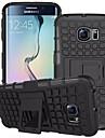 Kılıf Na Samsung Galaxy S8 Plus / S8 / S7 Edge Portfel / Odporny na wstrząsy / Z podpórką Osłona tylna Zbroja PC