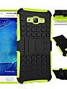 Kılıf Na Samsung Galaxy A8 / A7 / A5 Odporny na wstrząsy / Z podpórką Osłona tylna Zbroja PC
