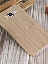 Kılıf Na Samsung Galaxy Samsung Galaxy Etui Wzór Osłona tylna Tekstura drewna Skóra PU na A7 / A5 / A3