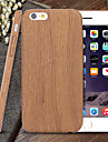 Kılıf Na Jabłko iPhone X / iPhone 8 Plus / iPhone 8 Ultra cienkie Osłona tylna Tekstura drewna Twardość Skóra PU