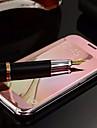 Kılıf Na Samsung Galaxy S6 edge plus / S6 edge / S6 Lustro / Flip Pełne etui Solidne kolory PC