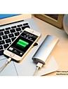 Na Zewnętrzna bateria Power Banku 5 V Na 1 A / # Na Ładowarka Flesz LED