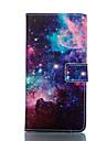 Kılıf Na Samsung Galaxy Samsung Galaxy Etui Portfel / Etui na karty / Z podpórką Pełne etui Sceneria Skóra PU na S6 edge / S6 / S5 Mini