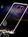 Na Samsung Galaxy Note Ultra cienkie Kılıf Etui na tył Kılıf Jeden kolor TPU Samsung Note 5 / Note 4 / Note 3