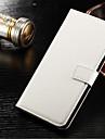 Kılıf Na Samsung Galaxy Samsung Galaxy S7 Edge Portfel / Etui na karty / Z podpórką Pełne etui Solidne kolory Twardość Skóra PU na S7 Edge / S7 / S6 edge plus