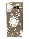 Kılıf Na Samsung Galaxy Samsung Galaxy Etui Transparentny Osłona tylna Dmuchawiec TPU na S6 edge plus / S6 edge / S6