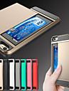 Kılıf Na Jabłko iPhone 8 Plus / iPhone 8 / iPhone 6s Plus Etui na karty Osłona tylna Zbroja Twardość Metal