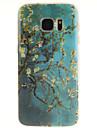 Kılıf Na Samsung Galaxy Samsung Galaxy S7 Edge Wzór Osłona tylna Drzewo TPU na S7 Edge / S7 / S6 edge plus